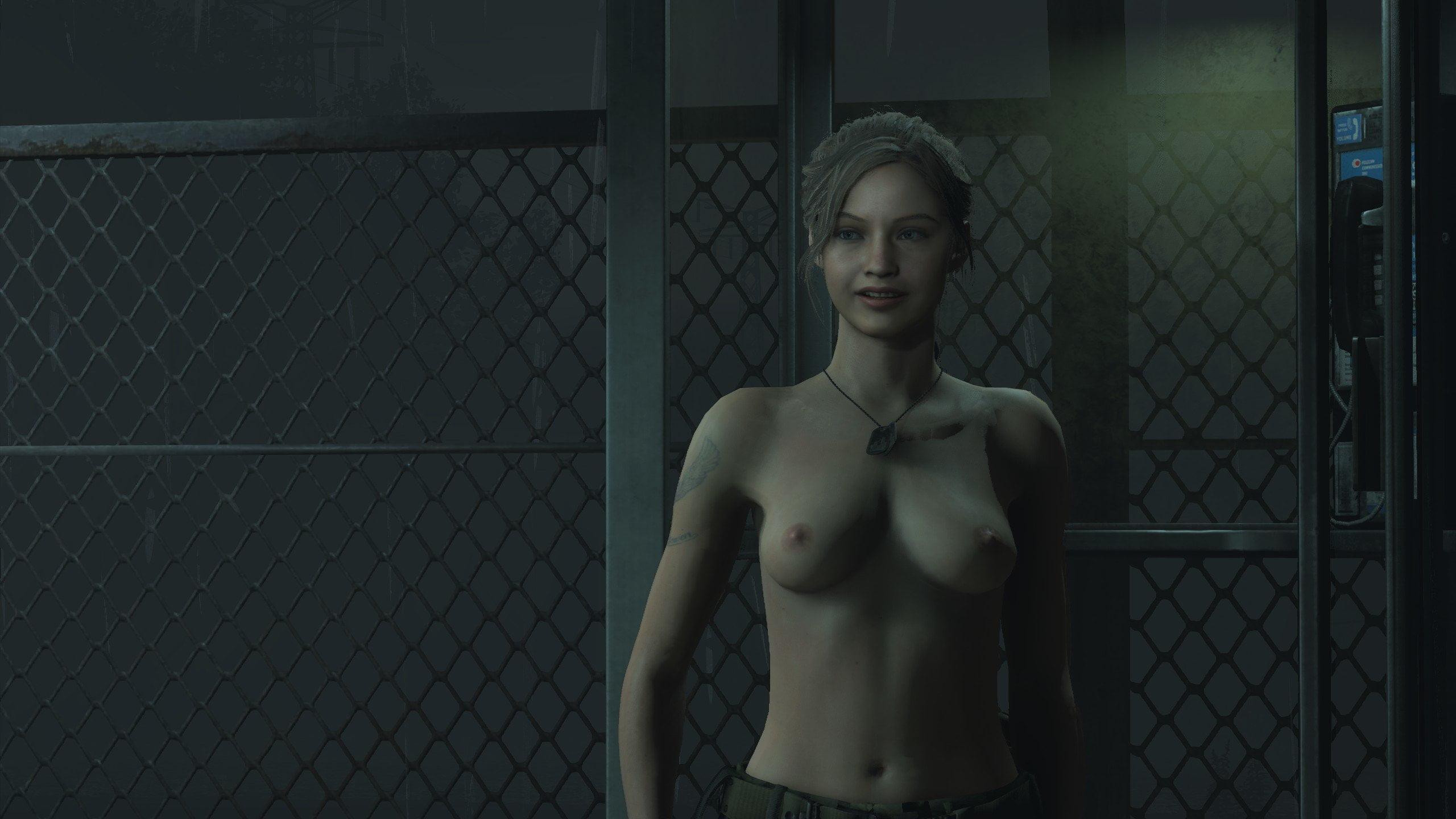 Resident evil 5 nude mod